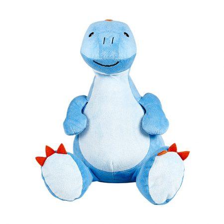 Blå dinosaurie
