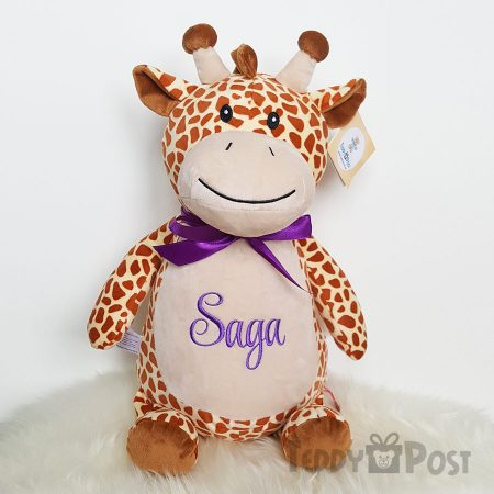 giraff mjukisdjur