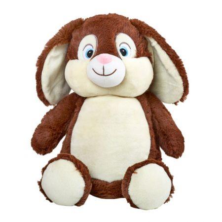 Brun kanin mjukisdjur