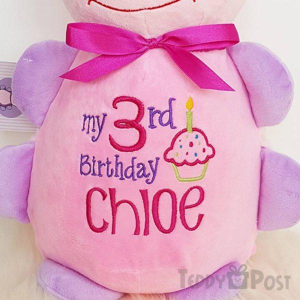 Meddelande för födelsedag