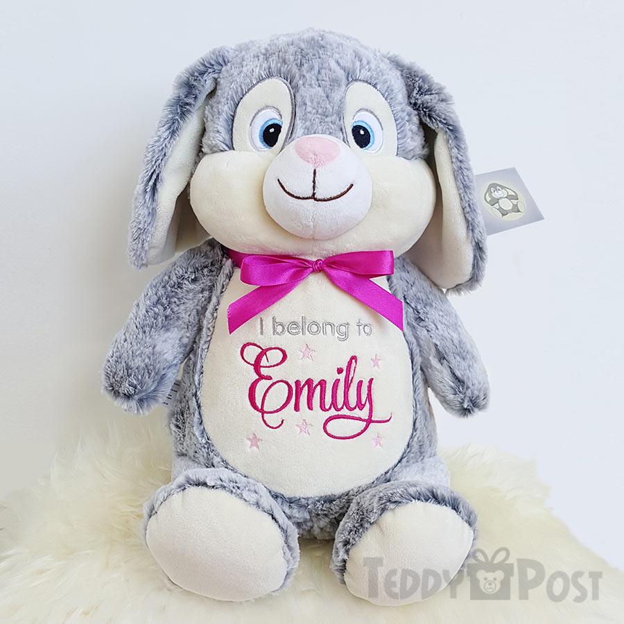 Mjukisdjur Kanin, personligt mjukisdjur