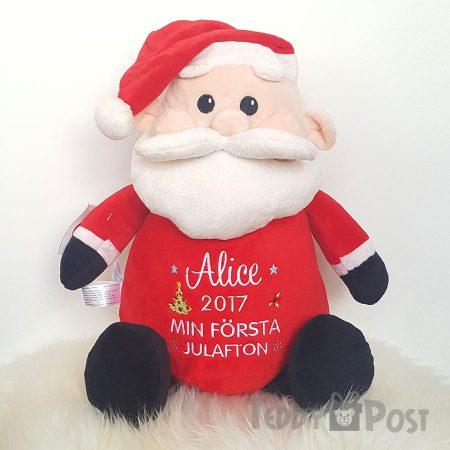 Jultomte Mjukisdjur som julklapp