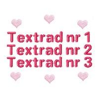 3 textrader