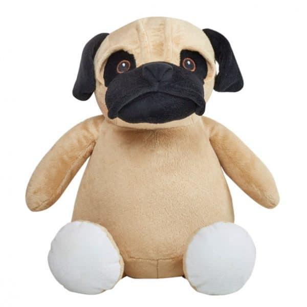 Mjukisdjur hund, bulldogg