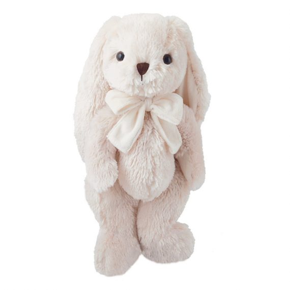 Andre, vit kanin mjukisdjur bukowski