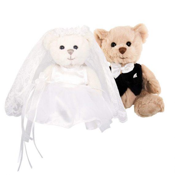 Nallar bröllop, Kiara & Hugo