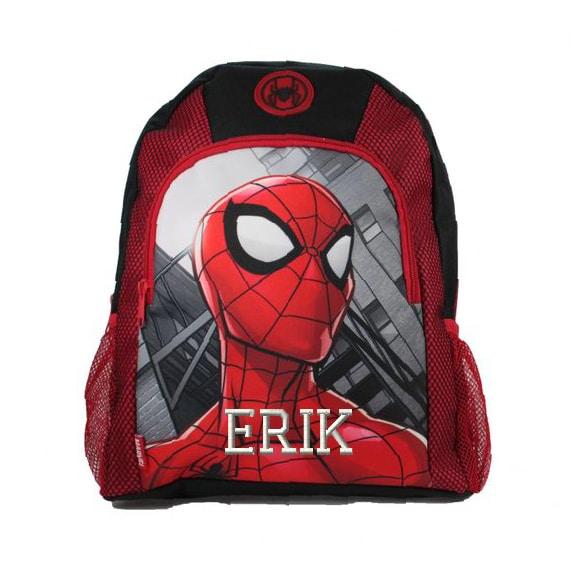Spindelmannen ryggsäck med namn