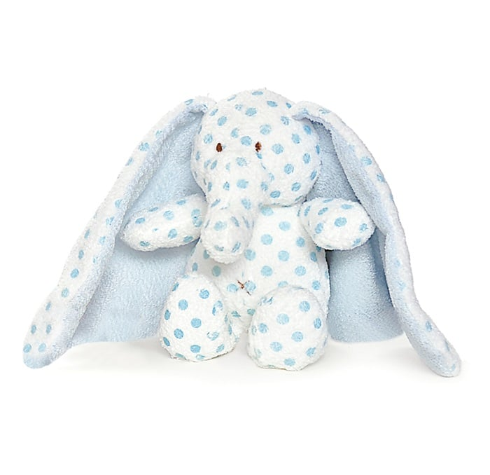 Blå elefant big ears Teddykompaniet