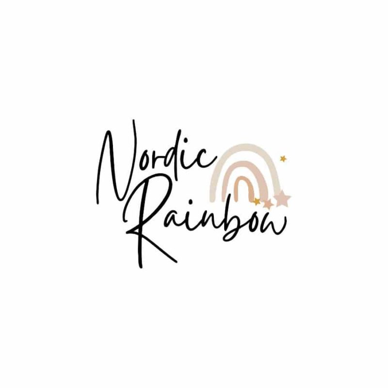 Logo nordic rainbow